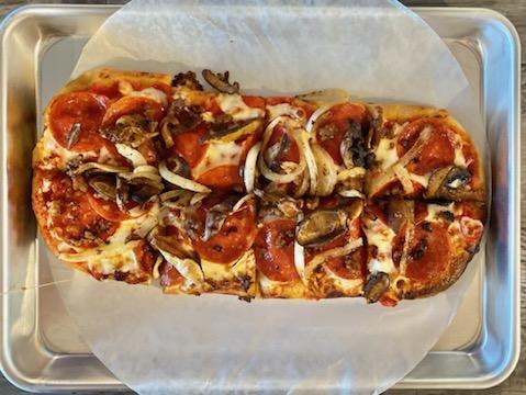 Flat Track Pizza
